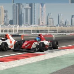 THE DUEL: Formula Gulf @ Dubai, Round 1