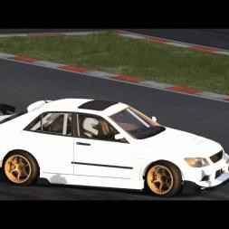 Assetto Corsa drift practice | Toyota Altezza Drifting|