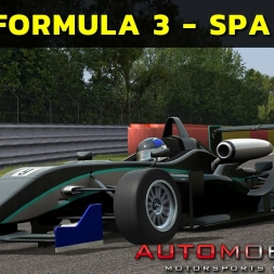 Automobilista - Formula 3 at Spa-Francorchamps