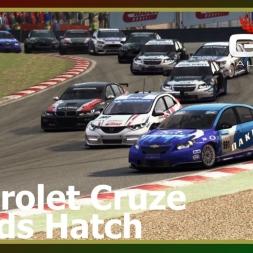 Grid Autosport - Career Mode 05 - Brands Hatch - Chevrolet Cruze