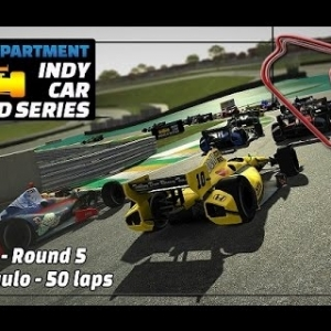 RD IndyCar World Series | Round 5 Interlagos