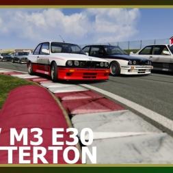 Assetto Corsa - BMW M3 E30 - SNETTERTON