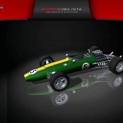 Automobilista Formula Vintage 67 to 69 V8 & V12