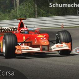 Assetto Corsa Schumacher Onboard Hockenheimring (old layout)