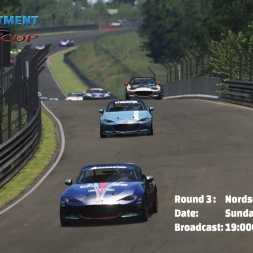RD MX5 Cup | Round 3 Nordschleife