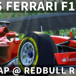 Ferrari SF15-T Hotlap at Redbull Ring GP | Assetto Corsa [Oculus Rift CV1 + T300RS]