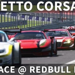 Nissan GTR GT3 Race @ Redbull Ring GP   Assetto Corsa [Oculus Rift CV1 + T300RS]