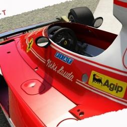Assetto Corsa Niki Lauda Ferrari 312-T @ Nurburgring