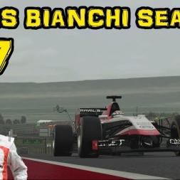 F1 2015 Jules Bianchi Season - Race 17 - USA