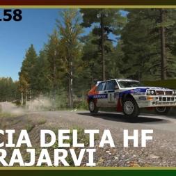 Dirt Rally - Lancia Delta HF - Naarajarvi