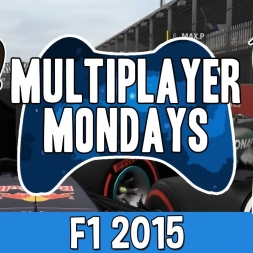 Multiplayer Mondays F1 2015 - Equal Rights For Mouthians