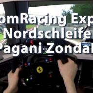 RaceRoomRacing Experience - Nordschleife - Pagani ZondaR