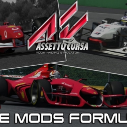 Top 5 Free Mods Formula 1 - Assetto Corsa Download