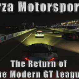 Forza Motorsport 6: The Modern GT League