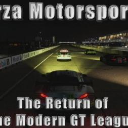 Forza Motorsport 6: The Modern GT League