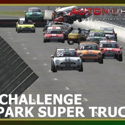 Automobilista - Mini Challenge - Velopark Super Truck