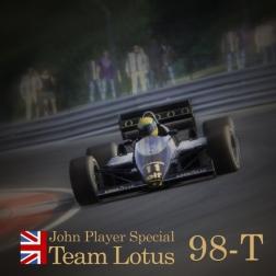 ASSETTO CORSA - Lotus 98T: vuelta rápida