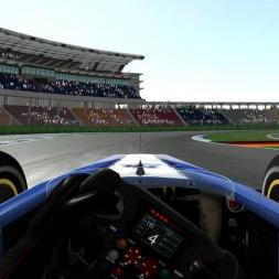 Formula Renault 3.5 2014 @ Hockenheimring (Hotlap)