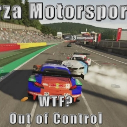 Forza Motorsport 6: Out of Control