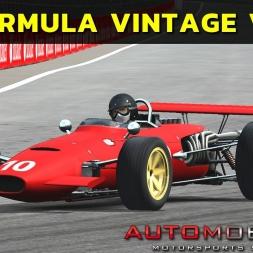 Automobilista Beta - Formula Vintage at Silverstone