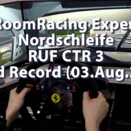 RaceRoomRacing Experience - Nordschleife - RUF CTR 3 - World Record