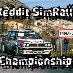 Reddit SimRally Championship - Rally Germany Stage 3