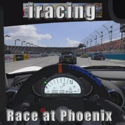 iracing: Race at Phoenix