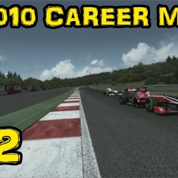 F1 2010 Career - S2R13 - Belgium - What An Opportunity!