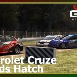 Grid Autosport - Career Mode 06 - Brands Hatch - Chevrolet Cruze