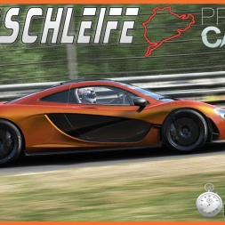 "★Nordschleife - Project CARS - McLaren P1 ""Episode 3"""