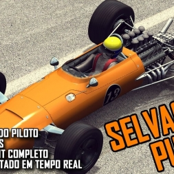 Formula Vintage @ Interlagos Histórica (Automobilista Beta)