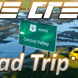 Road Trip - San Bernadino Forrest to Lake Tahoe - Timelapse - The Crew Wild Run 1440p