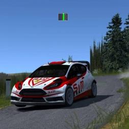 Testing DRAZGOSE v0.8!  Come and join us on ACRD Rally servers!