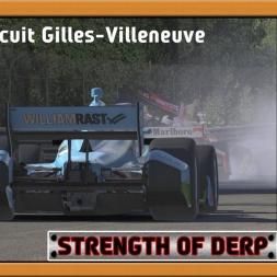 """iRacing: Strength of Derp"" (Verizon IndyCar Series - Round 4: Circuit Gilles Villeneuve"