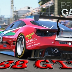 Project Cars * 2016 Ferrari 488 GT3 [download]