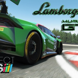 Project Cars * Lamborghini Huracan GT3 [download]