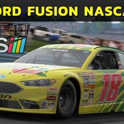 Project Cars - Ford Fusion Nascar at Watkins Glen