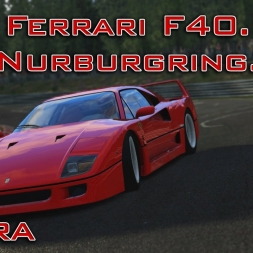 Assetto Corsa: Taking an F40 for a spin! - Extra 8