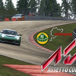 Assetto Corsa :: A realistic track day at the Nordschleife: Ep. 2 - Lotus Exige V6 Cup