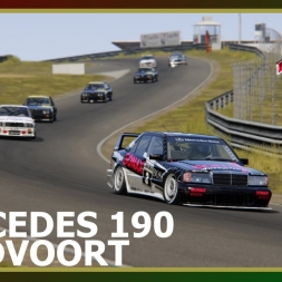 Assetto Corsa - Mercedes 190 - Zandvoort