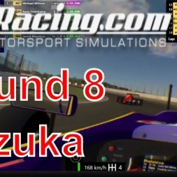 iRacing AOR Formula Renault 2.0 - Round 8 at Suzuka with Oculus Rift CV1