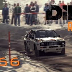DiRT Rally Gameplay: Audi Quattro Group B Championship (Sweden Part 2) - Episode 66