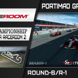 RaceRoom: FR2/S1 - Online Championship`16 (R6/Race-1 Portimao GP)