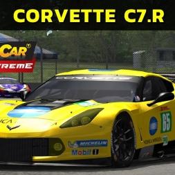 Stock Car Extreme - Corvette C7.R at Road America
