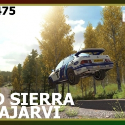 Dirt Rally - Ford Sierra - Kailajarvi