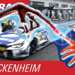 RaceRoom Online Alien Encounter DTM 2015 Hockenheim