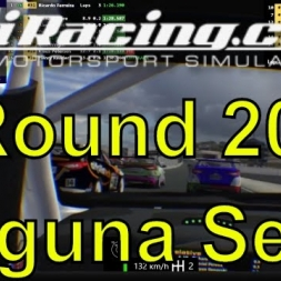 BSR Kia World Series Round 20