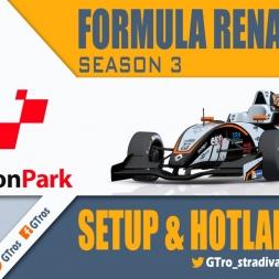 iRacing Formula Renault 2.0 @ Oulton Park | Setup & Hotlap 1'31.318 | Season 3 - 2016