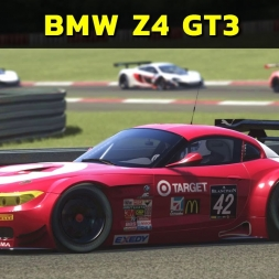 Assetto Corsa - BMW Z4 GT3 at Nurburgring