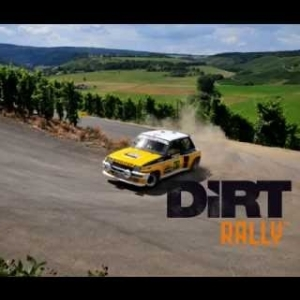 Dirt Rally Renault 5 Turbo @ Finland Naarajavi Stage